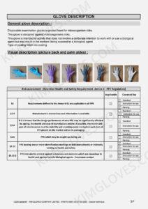KG CE EN 374-5 Latex DP1 certification and test report-05