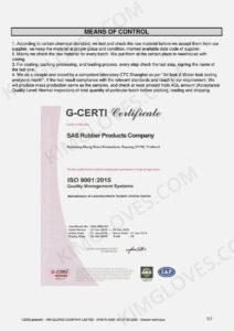 KG CE EN 374-5 Latex DP1 certification and test report-09