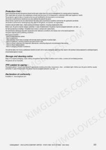 KG CE EN 374-5 Latex DP1 certification and test report-11