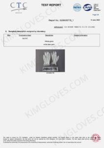 KG CE EN 374-5 Latex DP1 certification and test report-13