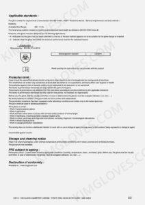 KG CE EN 374-5 Nitrile NT1 certification and test report-10