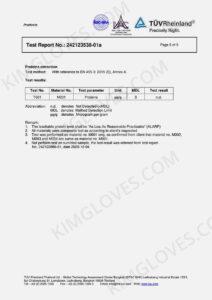 KG EN 455 Latex DP1 Test report-08