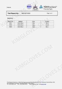 KG EN 455 Nitrile NT1 Test report-2
