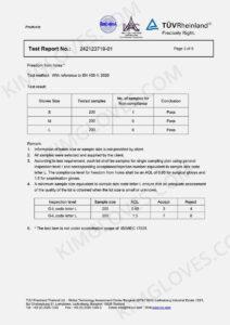 KG EN 455 Nitrile NT1 Test report-3