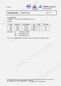 KG EN 455 Nitrile NT1 Test report-8