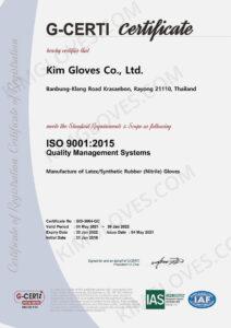 KG ISO 9001, ISO 14001 Certificate-2