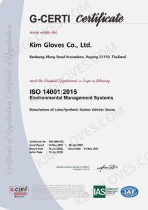 KG ISO 9001, ISO 14001 Certificate-4